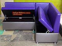 Кухонный уголок Пегас кожзам punto, фото 1