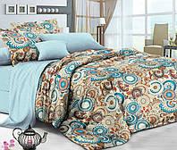 Семейное постельное белье Фиджи, сатин 100%хлопок