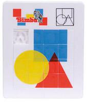 Пятнашки - геометрические фигуры, 10 × 12 см, Games & more