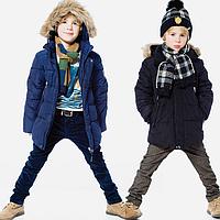 Зимняя куртка для мальчиков Polyfill (Deux par Deux)