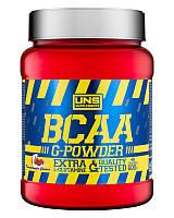 BCAA - Лейцин, Изолейцин, Валин UNS BCAA G-Powder - 600g