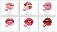"""Набор помад """"Pink Valentine""""и  """"Brithday""""  - реплика Kylie"""