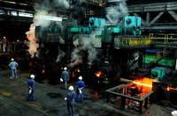 Украина планирует увеличить производство стали в августе