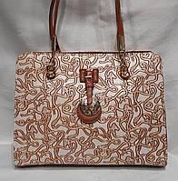 Женская сумка из кожзаменителя.Стильная,модная сумка., фото 1