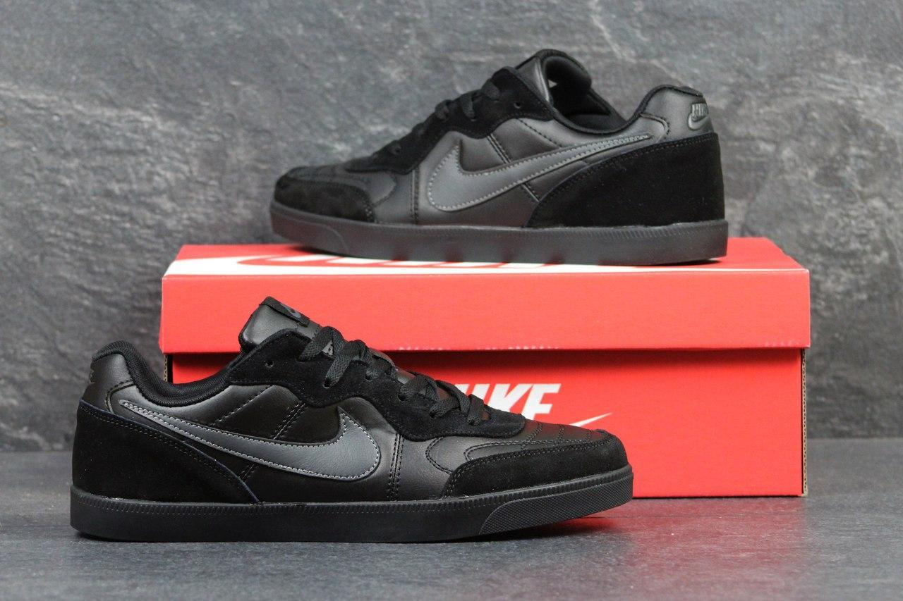 Мужские кроссовки Nike, черные 44р