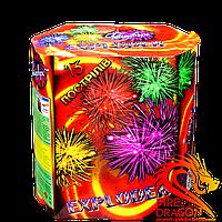 Фейерверк Exploder 13 выстрелов