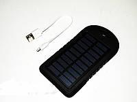 Power Bank Solar 20000 mAh  солнечный аккумулятор