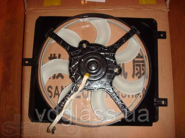Основной вентилятор на Geely CK 1016002192