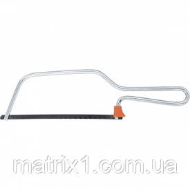 Ножовка по металлу, 150 мм, никелированная// SPARTA