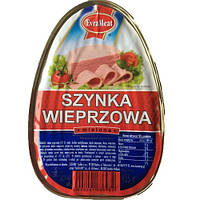 Свинная ветчина Evra Meat Szynka Wieprzowa 455 грамм