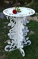 Свадебный деревянный столик