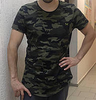 Футболка мужская Камуфляж Новинка!