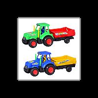 Заводная игрушка 099 трактор