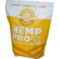 Manitoba Harvest, Hemp Pro 50, 2 фунта (908 г)