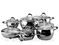 Набор посуды Vinzer Stella 89020 (14 предметов)