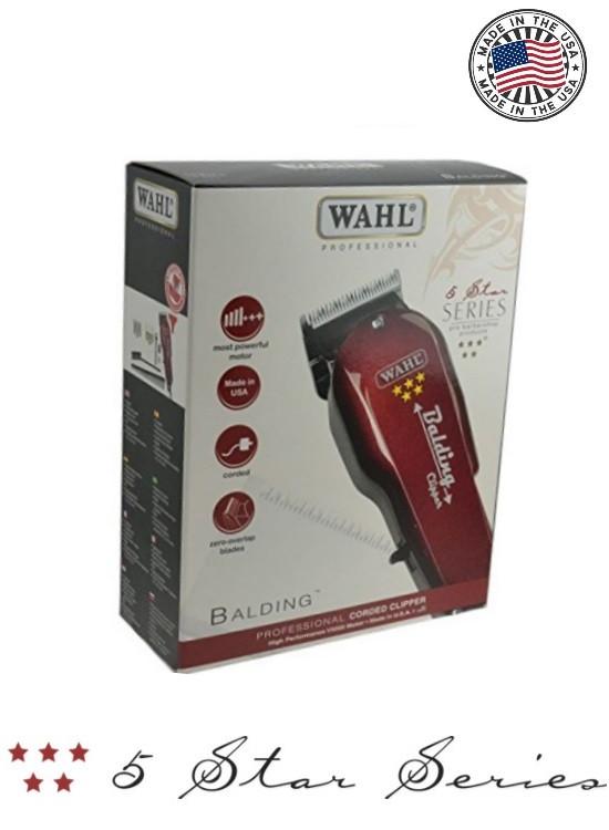 Машинка для стрижки Wahl Balding  5 star 4000-0471 (08110-016)