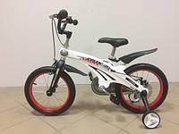 Детский велосипед 16 Ardis Celtic-2 BMX Белый Ардис Селтик магневая рама