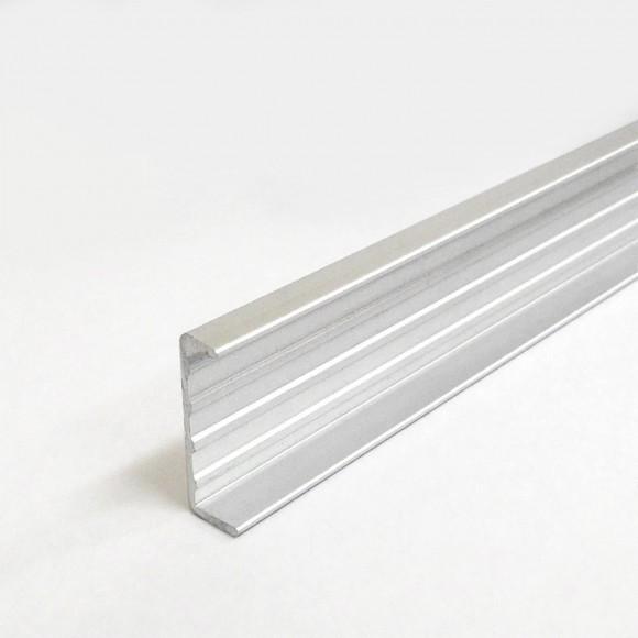 Алюминиевый торцовочный профиль С-16 - Интернет-магазин алюминиевого профиля в Киеве