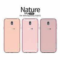 TPU чехол Nillkin для Samsung (Самсунг) Galaxy J7 2017 J730 (5 цветов)