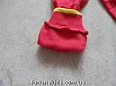 Трикотажные  спортивные брюки с начесом для девочек SINCERE 98-128  р.р., фото 5