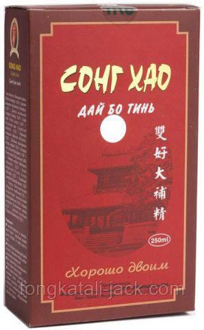 Сонг Хао Дай Бо Тинь настойка fito, 250 мл