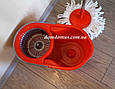 Набор для уборки (ведро, швабра) 188 Zambak Plastik, Турция, фото 3