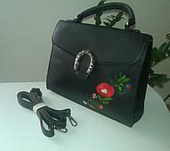 Ультрамодная сумка Gucci с вышивкой