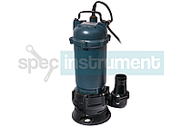 Дренажно-фекальный электронасос НАСОСЫ плюс оборудование WQD15-15-1,5