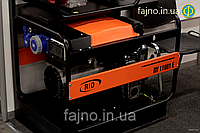 Бензиновый генератор RID RV 11001E (8,3 кВт)