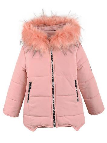 afb3a8f7fd9 Детская зимняя куртка АНЮТА на девочку в расцветках