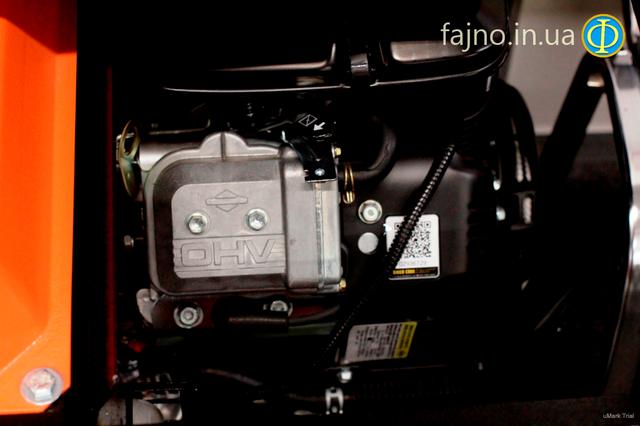 Бензиновый генератор Fogo FV 8001 ER фото 2