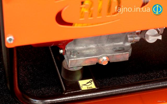 Бензиновый генератор Fogo FV 8001 ER  фото 4