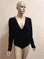 Женский велюровый боди Glamorous 40р (М)