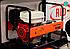 Бензиновый генератор RID RH 5001 (4,3 кВт), фото 10
