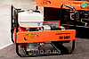 Бензиновый генератор RID RH 5001 (4,3 кВт)