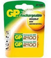 Акумулятор GP  R6 1.2V 2100mAh (2) на блист.