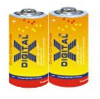 Батарейка R20 сп. X-Digital  Longlife 3198821 (2/12/240)