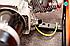 Бензиновый генератор RID RH 5001 (4,3 кВт), фото 9