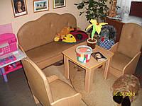Комплект мягкой мебели для детей