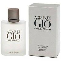 Мужская парфюмированная вода Giorgio Armani Acqua di Gio pour homme (Джорджио Армани Аква ди джио) 100 ml