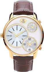 Часы мужские ROYAL LONDON 41087-04 на кожаном ремешке, Великобритания
