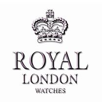 Часы мужские ROYAL LONDON 41087-04 на кожаном ремешке, Великобритания, фото 2