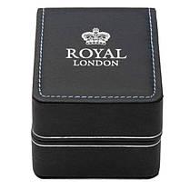Часы мужские ROYAL LONDON 41087-04 на кожаном ремешке, Великобритания, фото 3