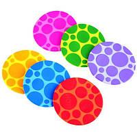 Munchkin, Разноцветные коврики, для детей от 3 лет, 6 шт.