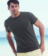 Мужская приталенная футболка Fitted