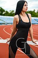 Комбинезон костюм  для фитнеса женский