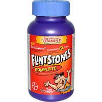 Flintstones, Мультивитаминная добавка для детей 150 жевательных таблеток