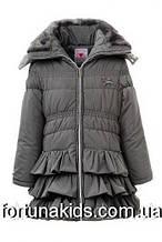Куртки для девочек на флисе Glo-story 92/98-128 р.р.