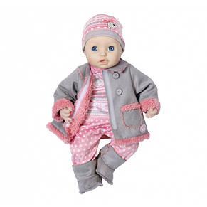 Одежда для куклы Зимний комплект Baby Annabell Zapf Creation 700099, фото 2
