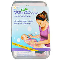 Squip Products, Baby NsaKleen, носовой аспиратор в наборе